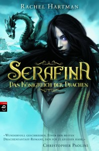 """""""Serafina - Das Königreich der Drachen"""" von Rachel Hartman"""