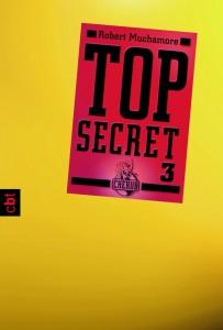"""""""Top Secret 3: Der Ausbruch"""" von Robert Muchamore"""