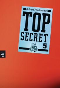 """Top Secret 5: Die Sekte"" von Robert Muchamore"