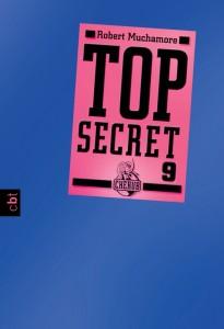 """Cover von """"Top Secret 9: Der Anschlag"""" von Robert Muchamore"""