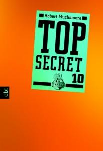 """""""Top Secret 10: Das Manöver"""" von Robert Muchamore"""