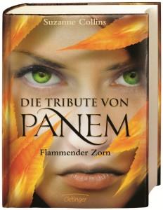 """""""Die Tribute von Panem 3: Flammender Zorn"""" von Suzanne Collins"""