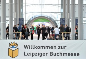 Leipziger Buchmesse (© Leipziger Messe)