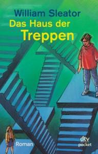 """""""Das Haus der Treppen"""" von William Sleator"""