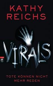 """""""Virals - Tote können nicht mehr reden"""" von Kathy Reichs"""